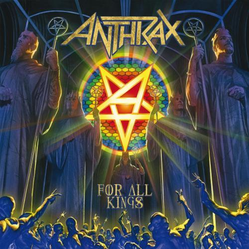 Anthrax - For All Kings (2CD Limited Edition) (2016)