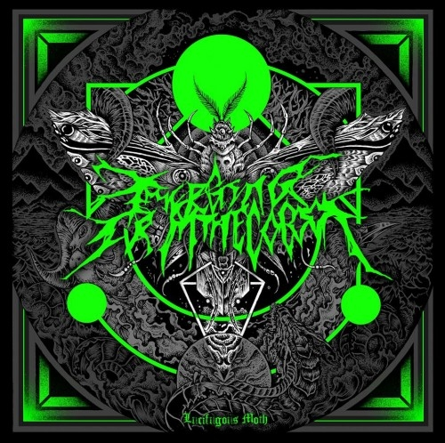 Emerging From The Cocoon - Lucifugous Moth (2015)