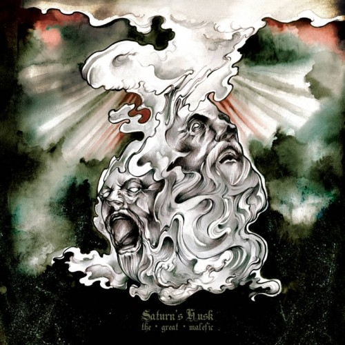 Saturn's Husk - The Great Malefic (2015)