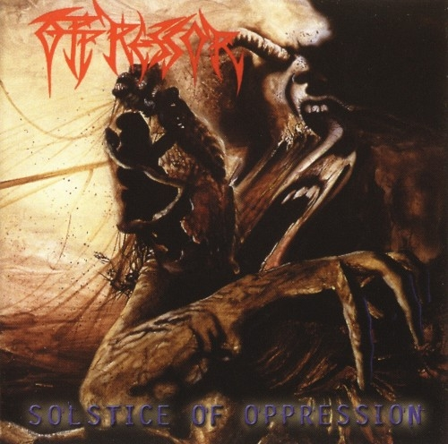 Oppressor - Solstice of Oppression (1994)