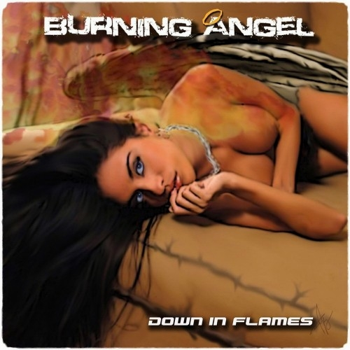 Burning Angel - Down In Flames (EP) (2016)