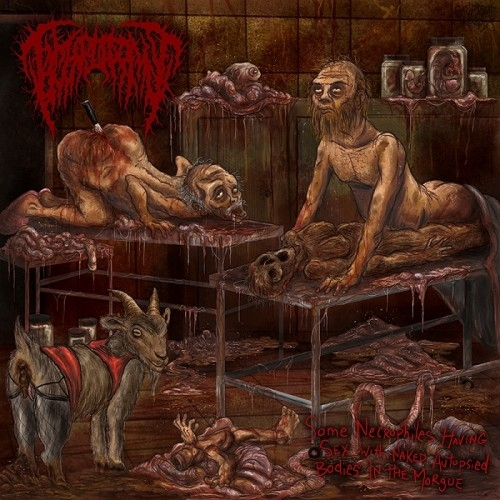 Hymenotomy - Some Necrophiles Having Sex With Naked Autopsied Bodies In The Morgue (2015)