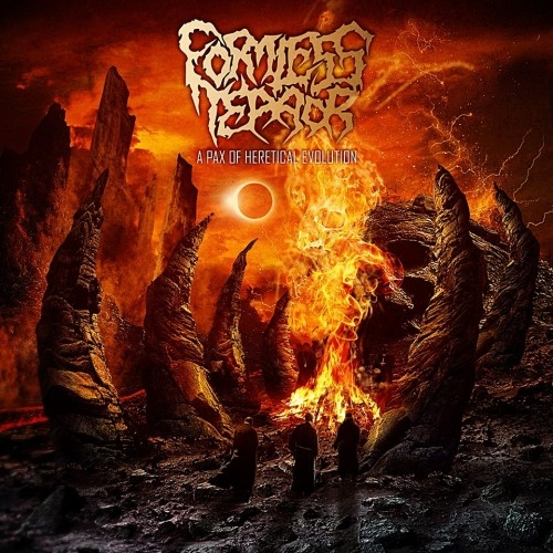 Formless Terror - A Pax Of Heretical Evolution (2015)