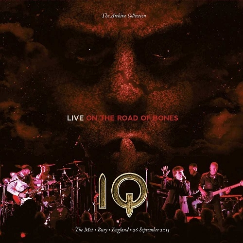 IQ - Live On The Road Of Bones (2015)