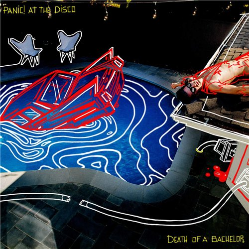 Panic! At the Disco – Death of a Bachelor (2016)