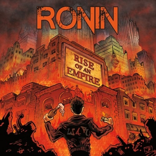 Ronin - Rise Of An Empire (EP) (2016)