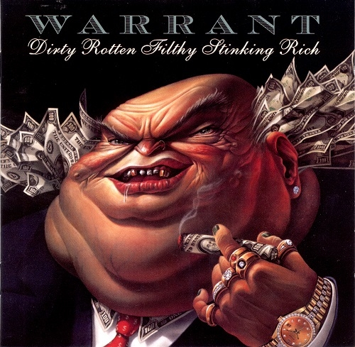 Warrant - Discography (1989 - 2011)