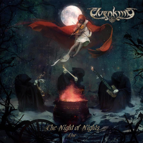 Elvenking - The Night Of Nights (Live 2CD) (2015)