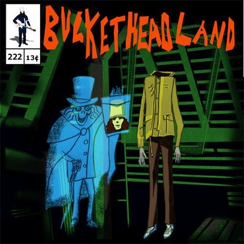 Buckethead - Pikes 222: Out of the Attic (2016)