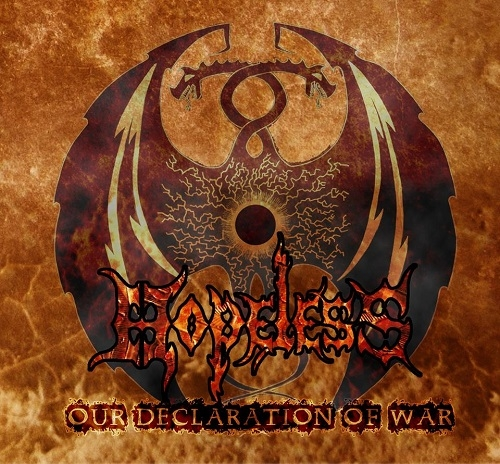 Hopeless - Our Declaration Of War (EP) (2016)