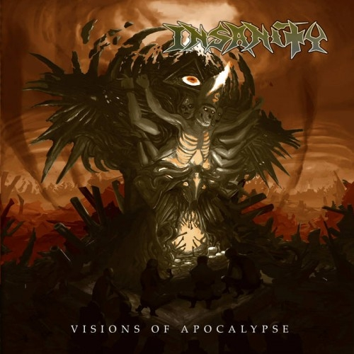 Insanity - Visions Of Apocalypse (2015)