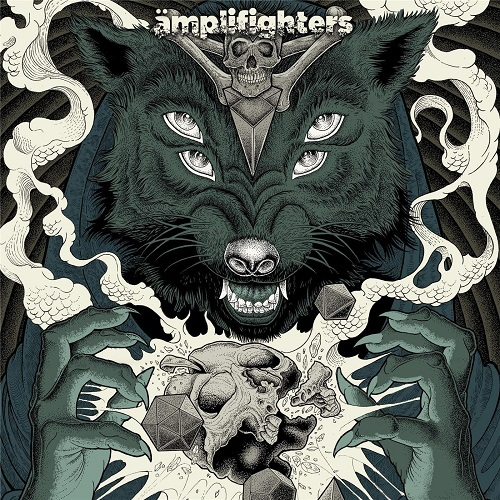 Amplifighters - Amplifighters (2016)