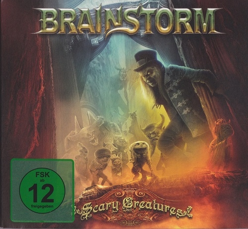 Brainstorm - Scary Creatures (2016)