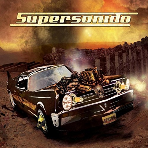 Supersonido - Supersonido (2016)