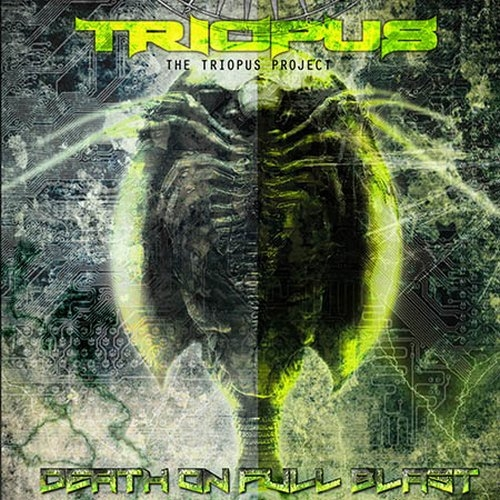 The Triopus Project - Death On Full Blast (2016)