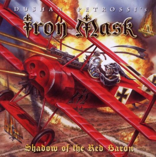 Iron Mask - Shadow Of The Red Baron (Re-Release + Bonus) (2016)