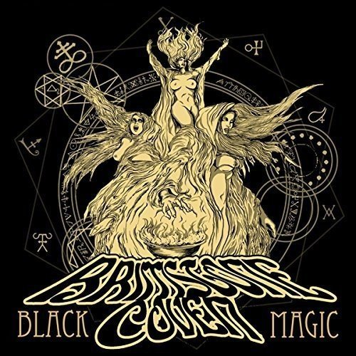 Brimstone Coven - Black Magic (2016)