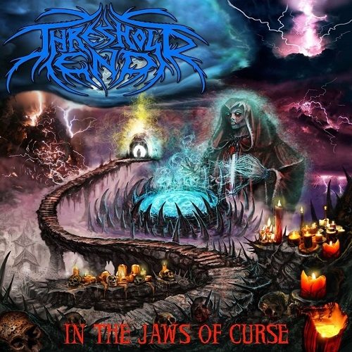 Threshold End - In The Jaws Of Curse (2015)