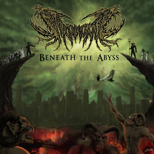 Saprobiontic - Beneath The Abyss (EP) (2015)