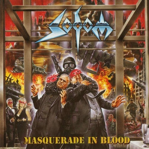 Sodom - Discography (1982 - 2020)