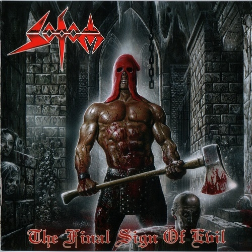 Sodom - Discography (1982 - 2014)
