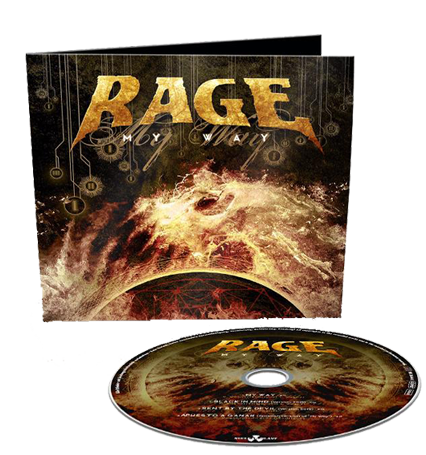 Rage - My Way (EP) (2016)