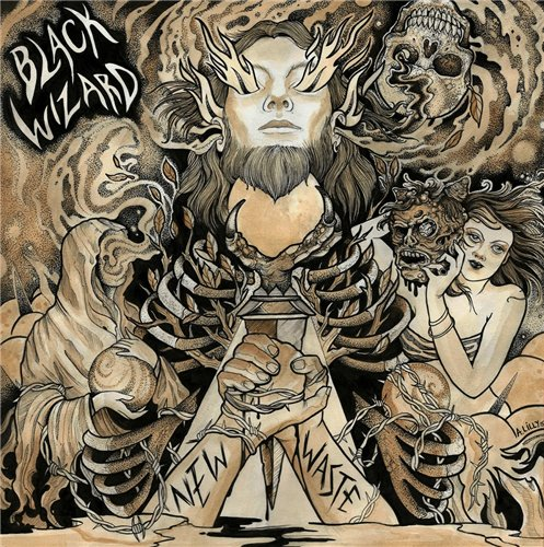 Black Wizzard - New Waste (2016)