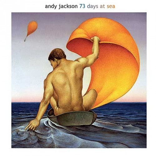 Andy Jackson - 73 Days At Sea (2016)