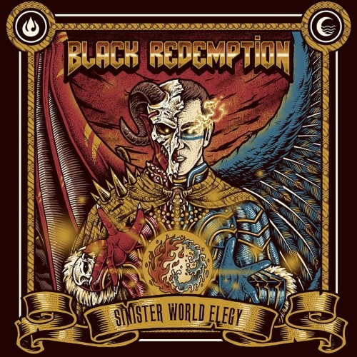 Black Redemption - Sinister World Elegy (2015)
