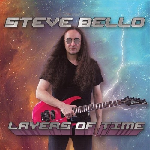 Steve Bello - Layers Of Time (2015)