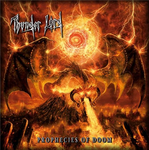 Thunder Lord - Prophecies of Doom (2016)