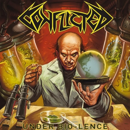 Conflicted - Under Bio-Lence (2015)