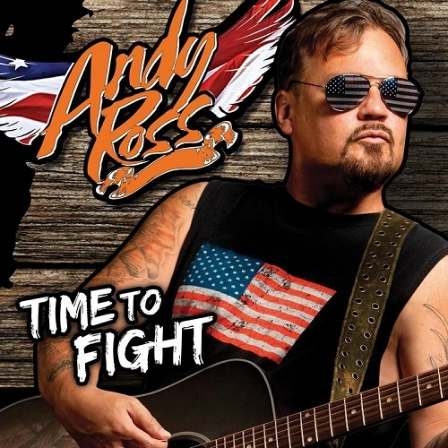 Andy Ross - Time To Fight (2016)