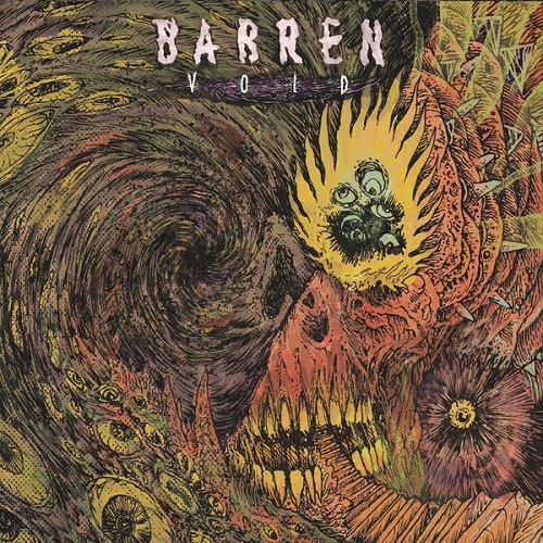 Barren - Void (2016)