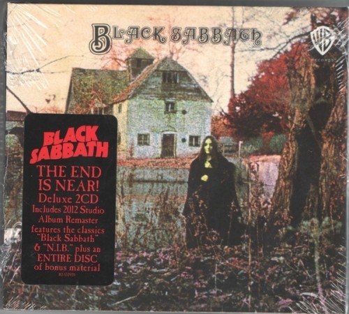 Black Sabbath – Black Sabbath [2 CD Deluxe Edition] (2016)
