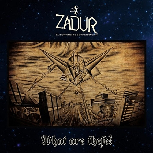 Zadur - What Are These? (2016)
