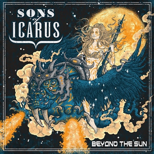 Sons of Icarus - Beyond the Sun (2016)