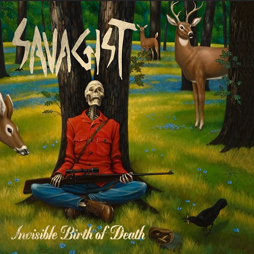 Savagist - Invisible Birth of Death (2016)