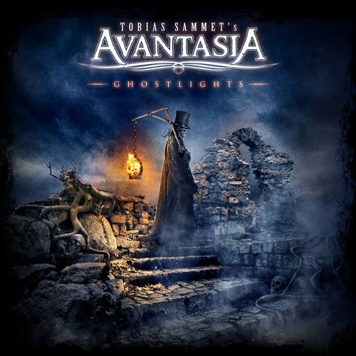Avantasia - Ghostlights (3CD Limited Edition Digibook) (2016)