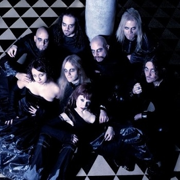 Therion - Discography (1991 - 2018)