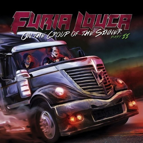 Furia Louca - On The Croup Of The Sinner, Pt. 2 (2015)