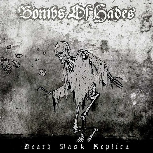 Bombs of Hades - Death Mask Replica (2016)