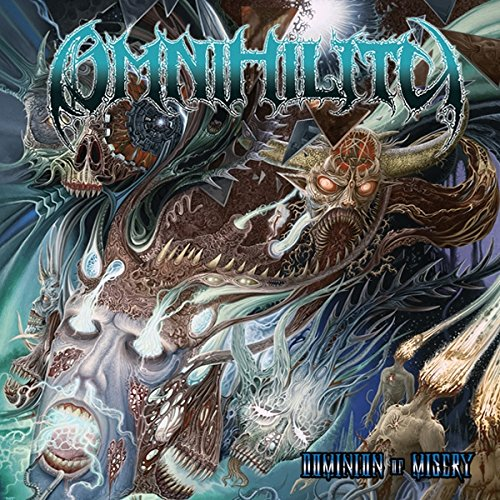 Omnihility - Dominion of Misery (2016)