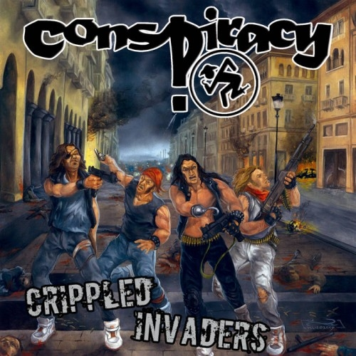 Conspiracy - Crippled Invaders (2016)