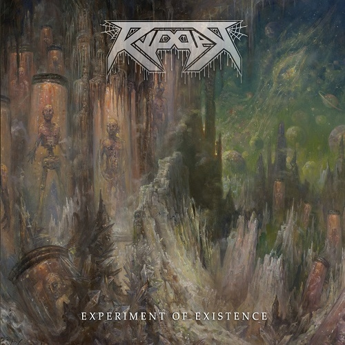 Ripper - Experiment Of Existence (2016)