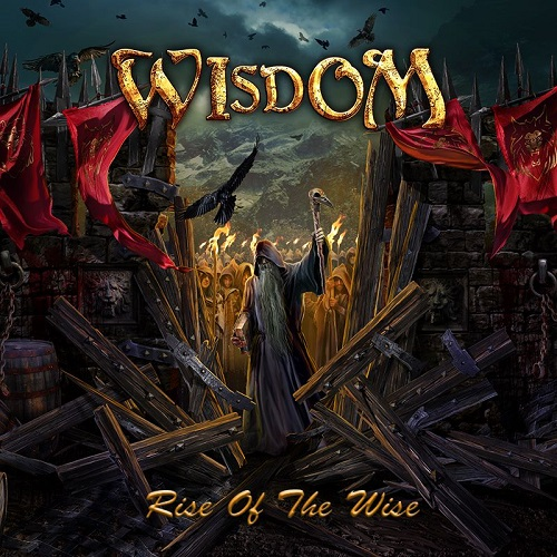 Wisdom - Rise Of The Wise (2016)