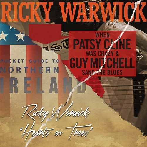 Ricky Warwick (Black Star Riders) - Hearts On Trees (2016)
