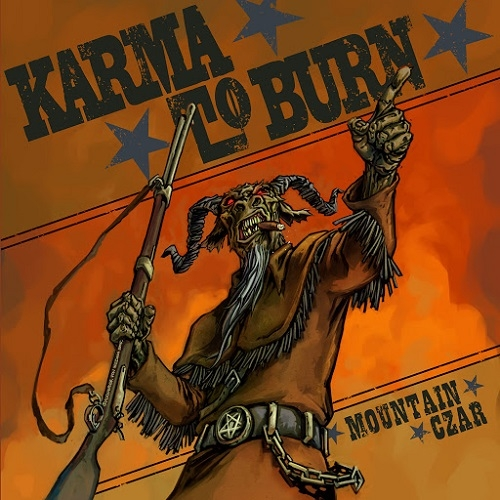 Karma To Burn - Mountain Czar (EP) (2016)