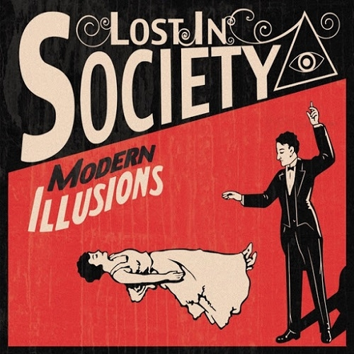 Lost In Society - Modern Illusions (2016)