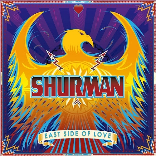 Shurman - East Side of Love (2015)